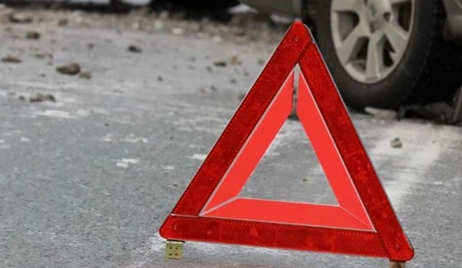 Двойное ДТП с участием полицейского в Костанае: пострадал один человек