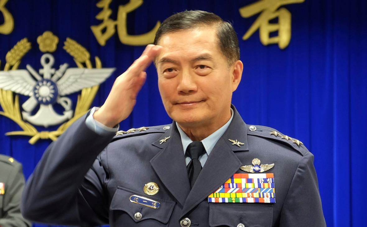 Начальник генштаба ВС Тайваня погиб при аварийной посадке вертолета