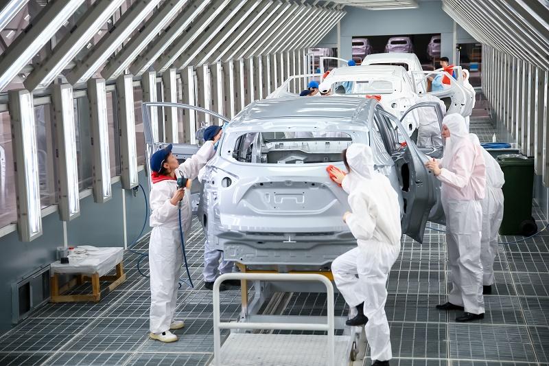 «СарыаркаАвтоПром» за девять месяцев увеличил производство на 109%