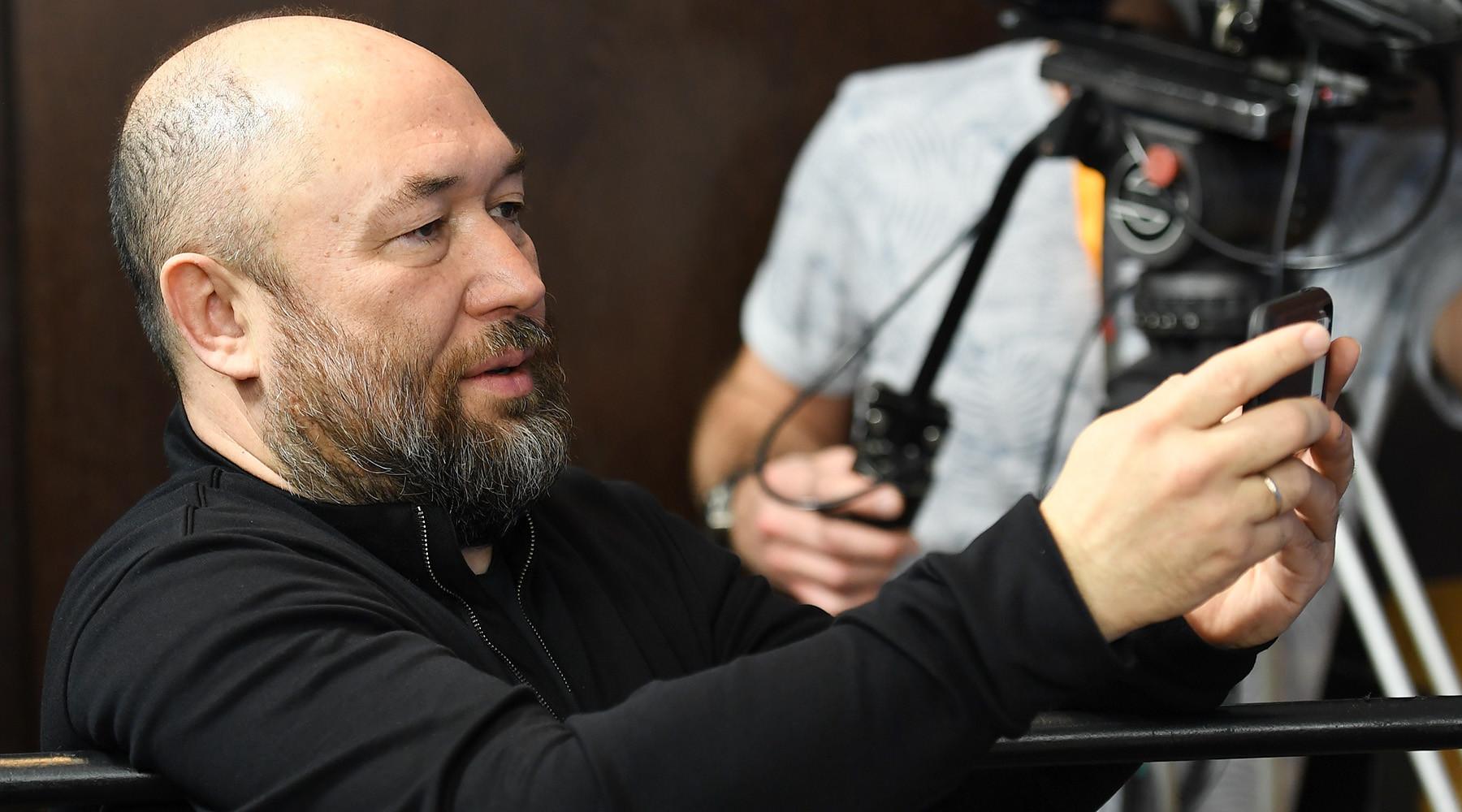 Тимур Бекмамбетов закончил съемки фильма, над которым работал 5 лет