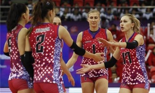 Волейболистки одержали первую победу в истории Казахстана на ЧМ среди клубных команд