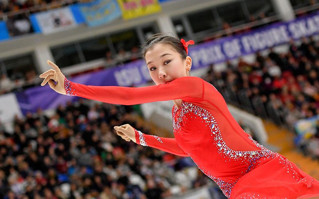 Элизабет Турсынбаева занимает промежуточное четвертое место на Универсиаде-2019