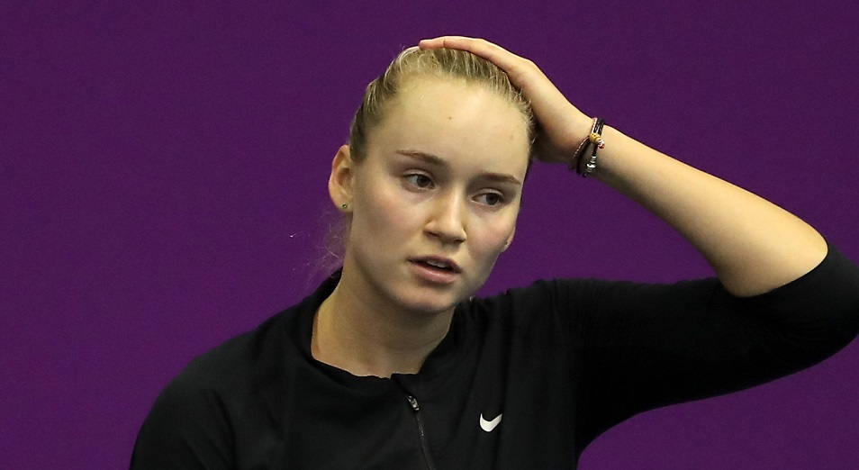 Рыбакина взяла второй титул ITF под казахстанским флагом