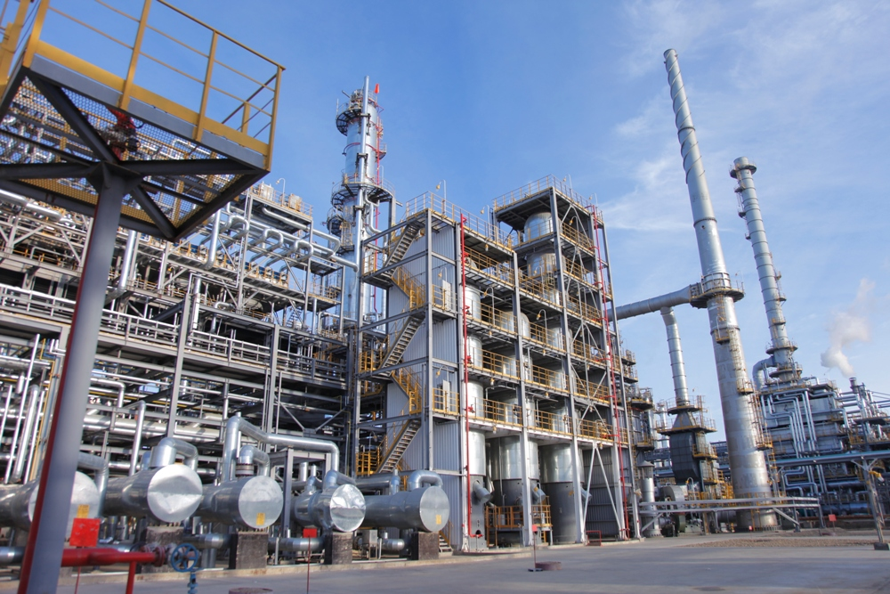 Атырауский НПЗ переработал в январе почти 470 тонн нефти, что составило 101,7% к плану