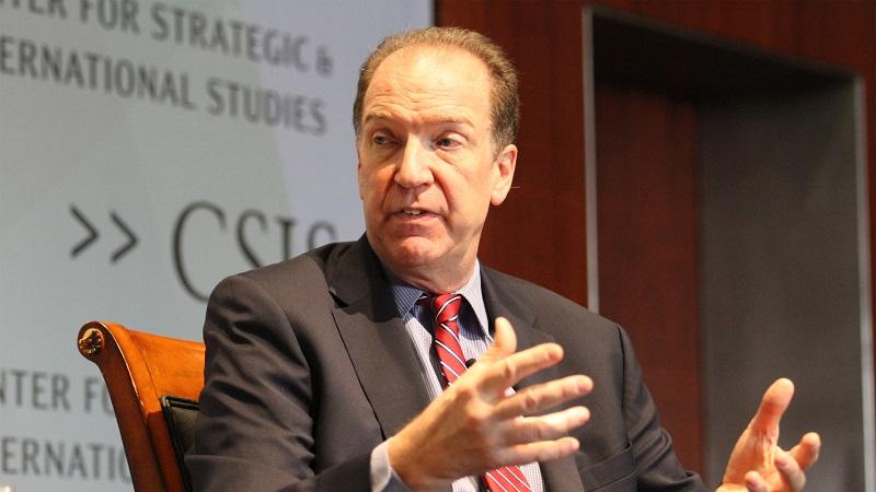 Трамп номинировал на пост главы Всемирного банка чиновника Минфина Малпасса, критиковавшего ВБ