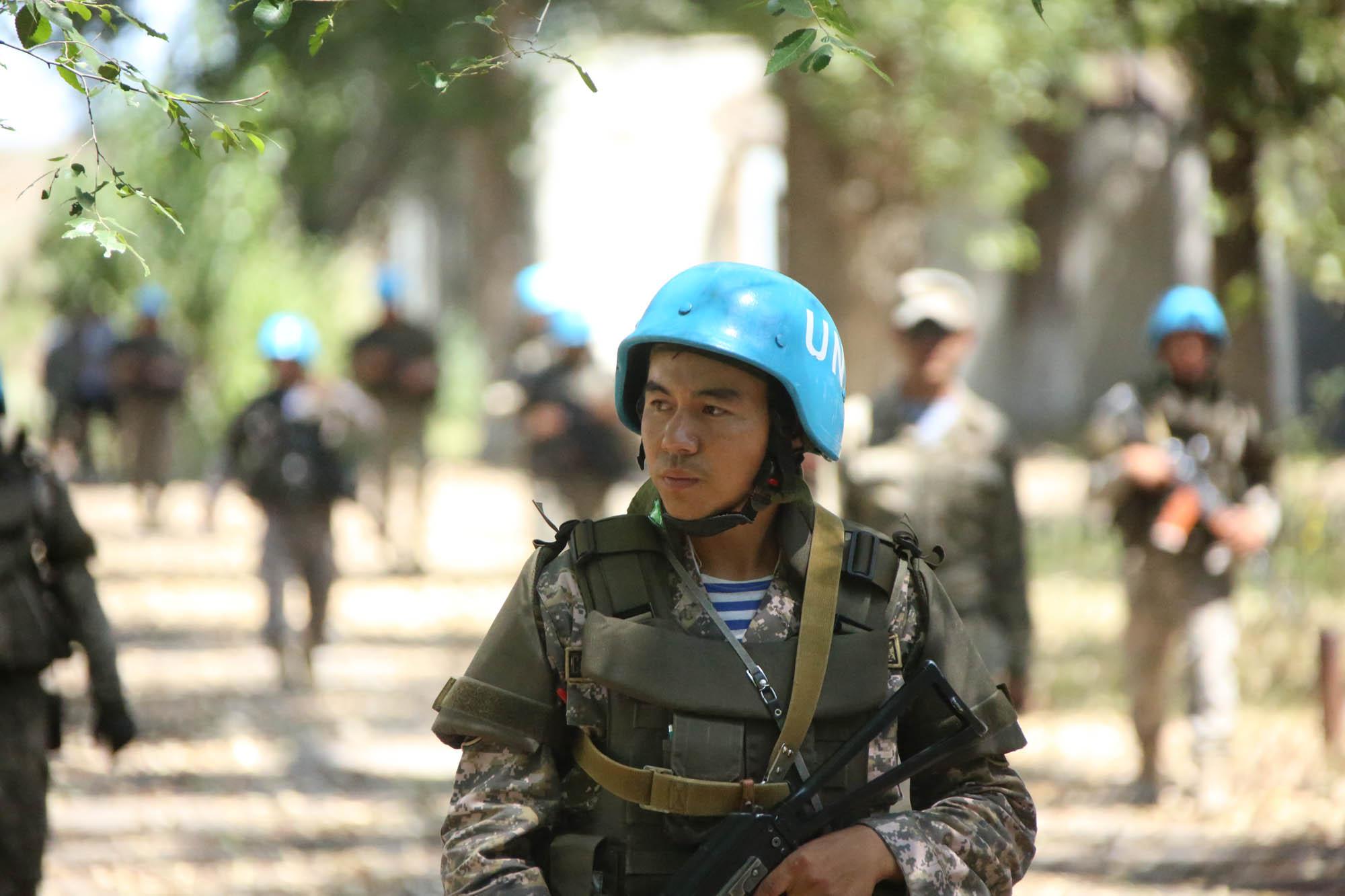 Казахстан и Индия отправят миротворцев в Ливан