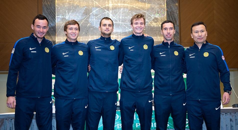Кубок Дэвиса: Казахстан – в Мадриде
