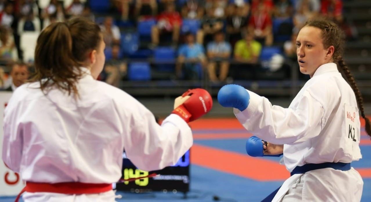Софья Берульцева поборется за «бронзу» этапа Премьер-лиги каратэ
