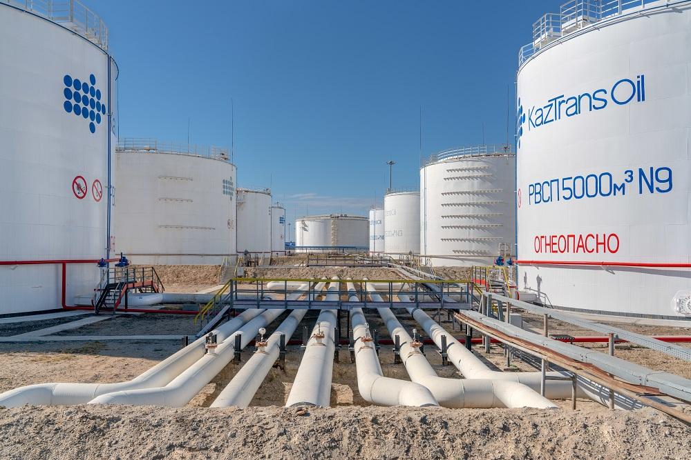 """""""КазТрансОйл"""" и """"Транснефть"""" подписали соглашение о компенсации за некондиционную нефть"""