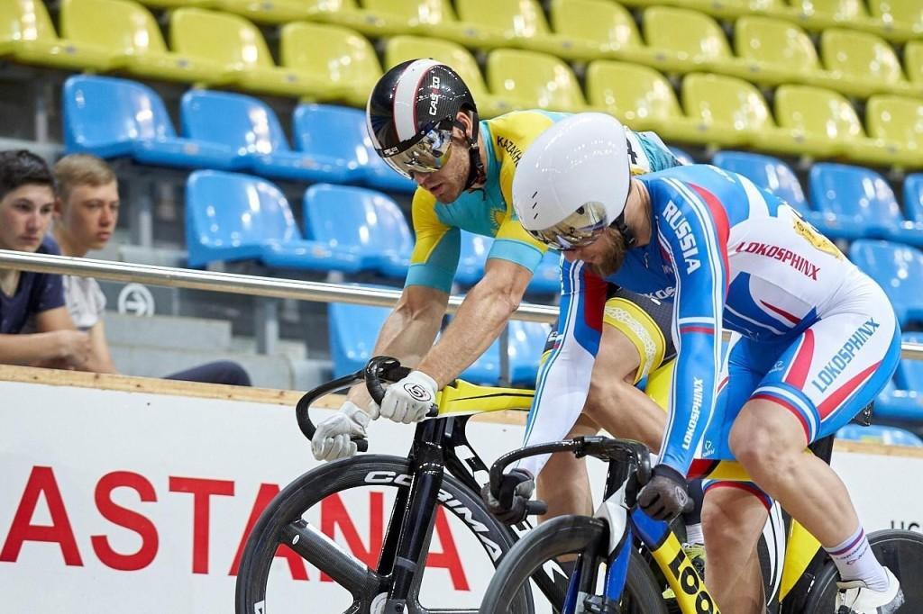 Павел Воржев занял четвертое место на Гран-при по велоспорту в Чехии