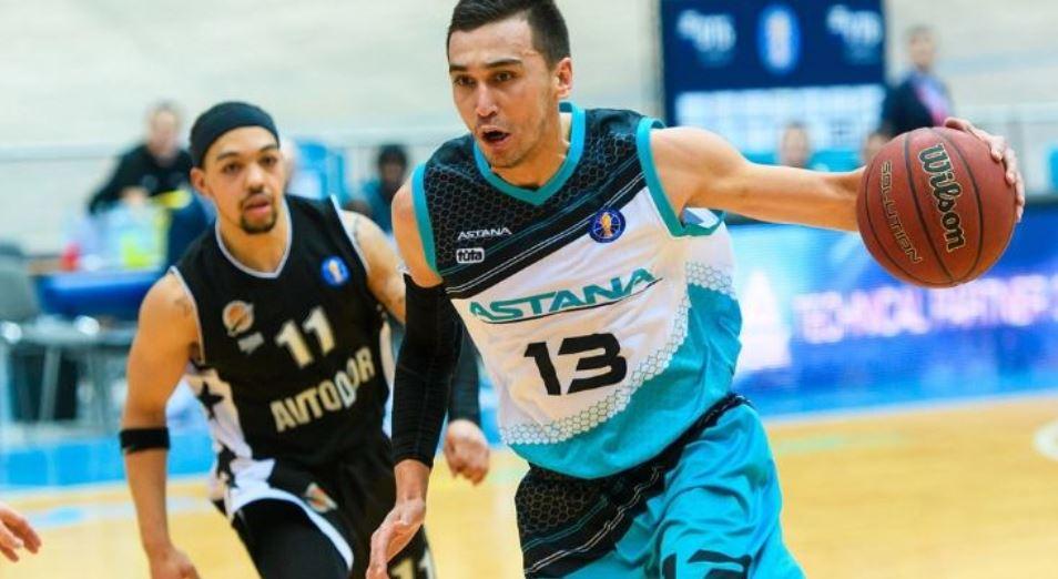 Единая лига ВТБ: «Астана» попала под восстановление «Автодора»