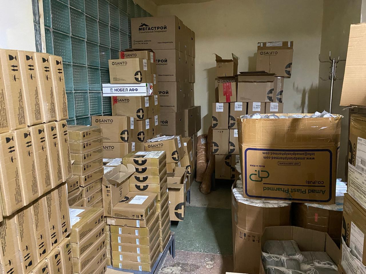 Препараты вышли со склада «СК-Фармации», но не дошли до нужных мест