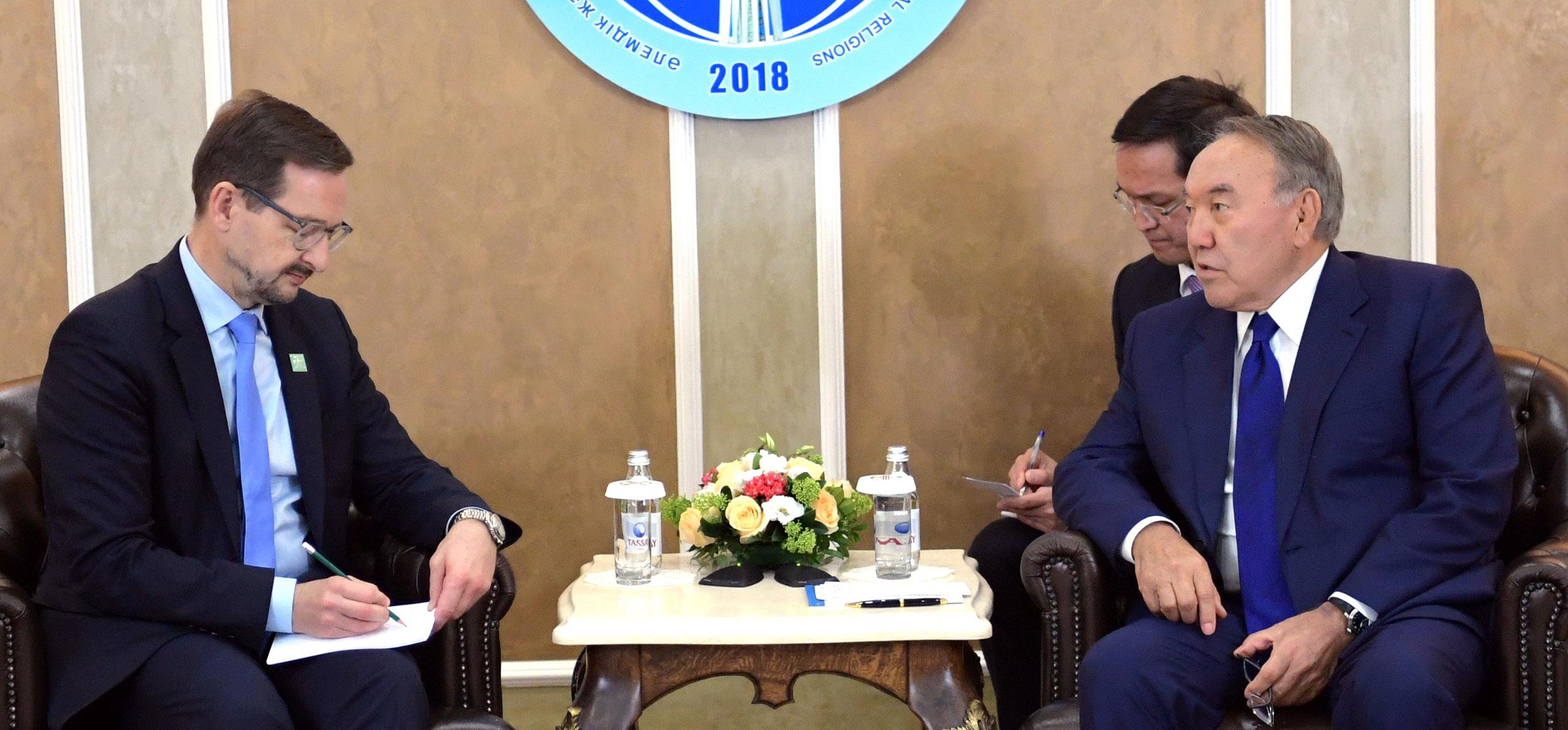 Нұрсұлтан Назарбаев: Біз бұл ұйымның осы ғасырдағы жалғыз саммитін өткіздік