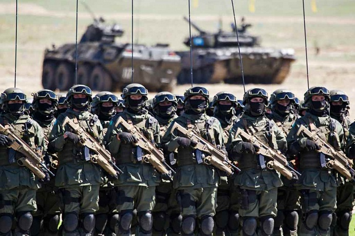 В Казахстане стартовал осенний призыв на срочную воинскую службу