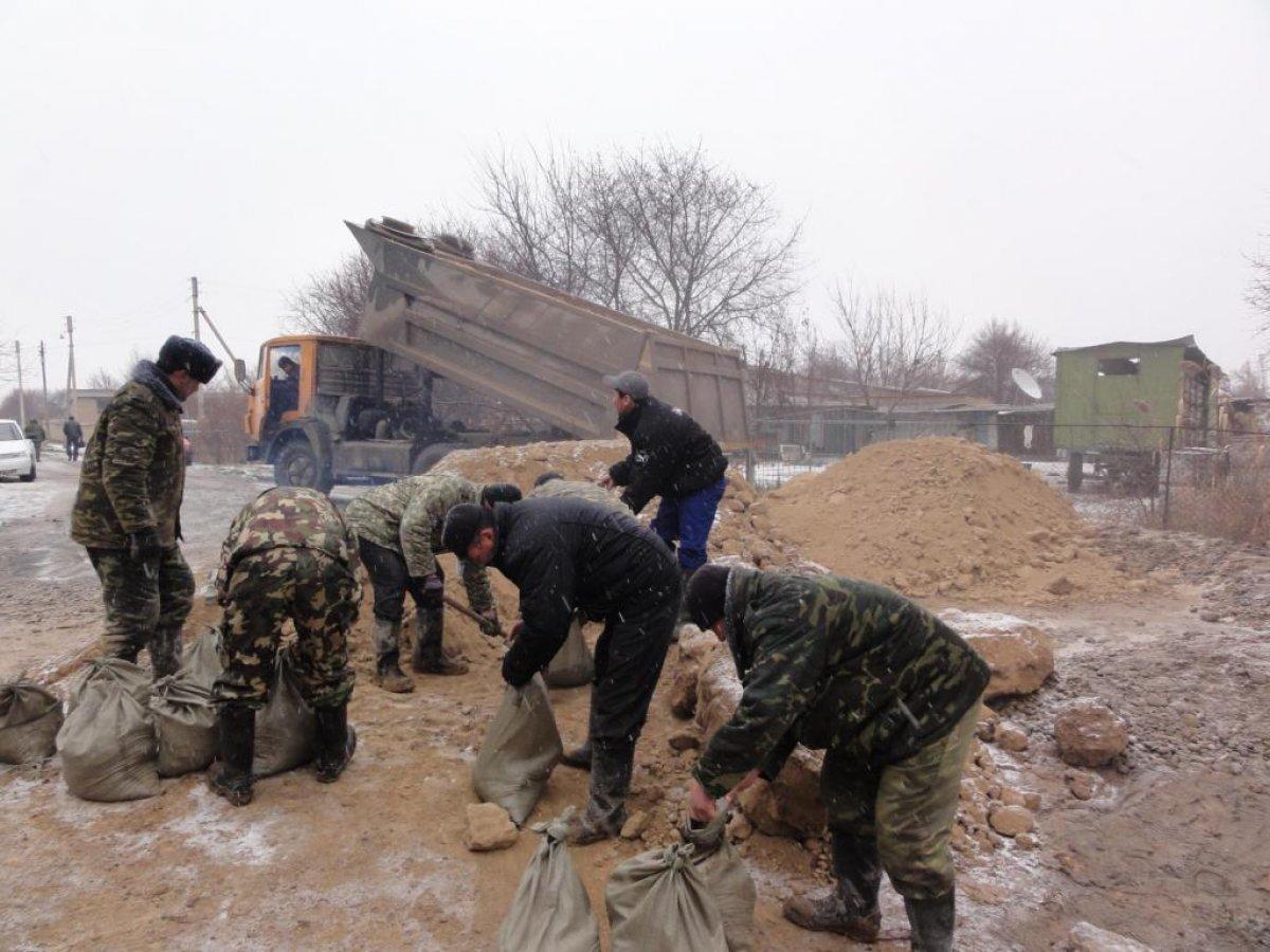 134 населенных пункта Алматинской области находятся в зоне риска подтопления