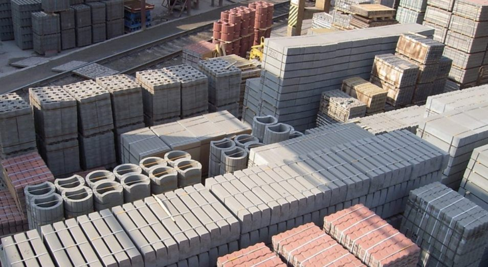 Производители подняли цены на стройматериалы на 40% за год