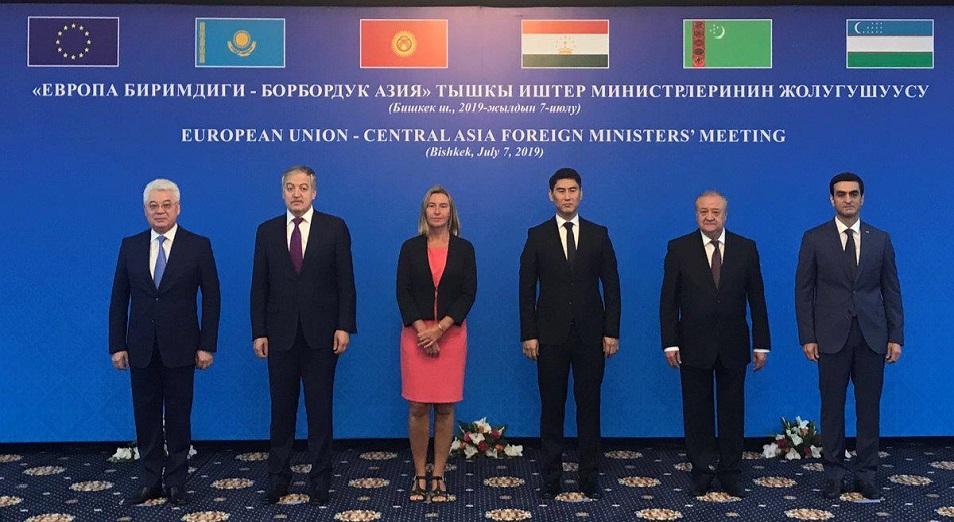 Еуроодақ Орталық Азия аймағына 1 млрд еуро құяды
