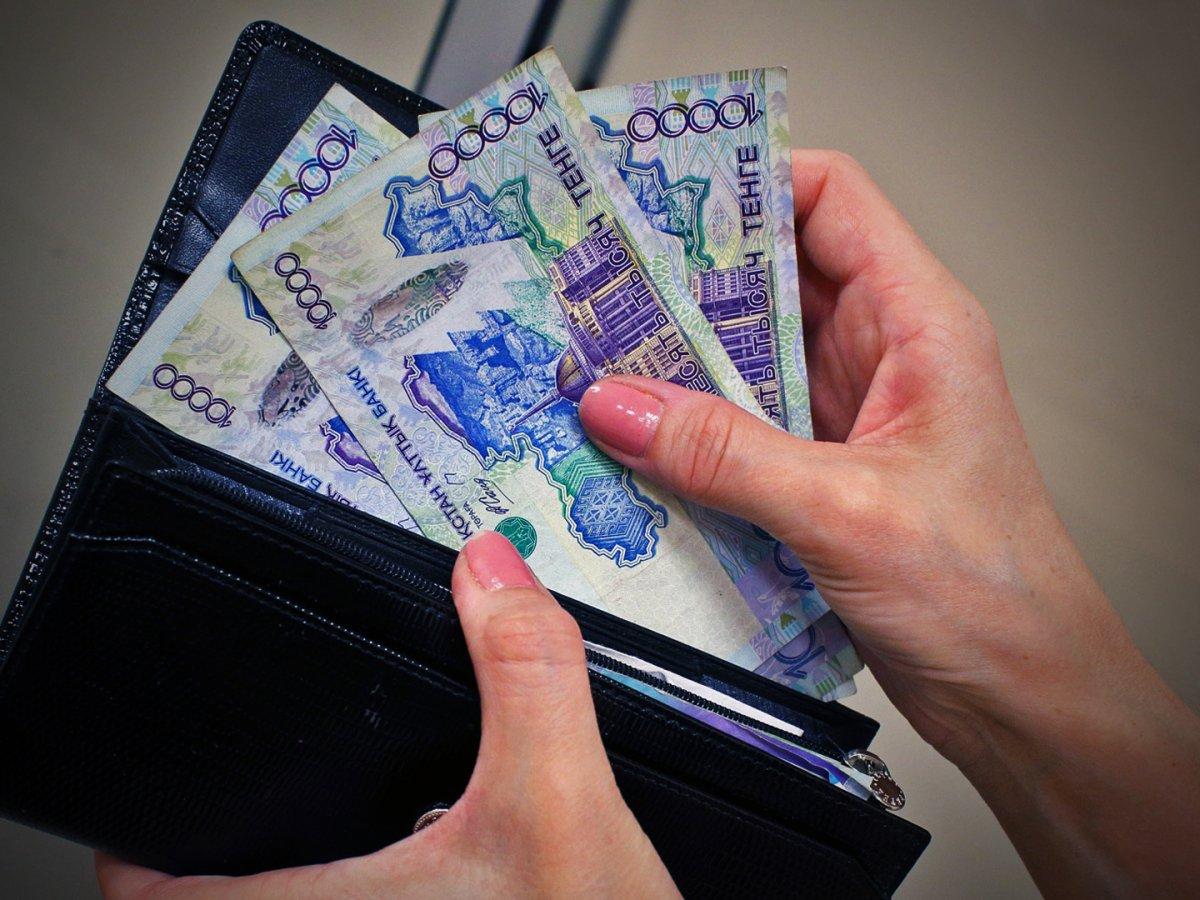 В октябре объём переводов внутри Казахстана составил менее 6 млрд тенге