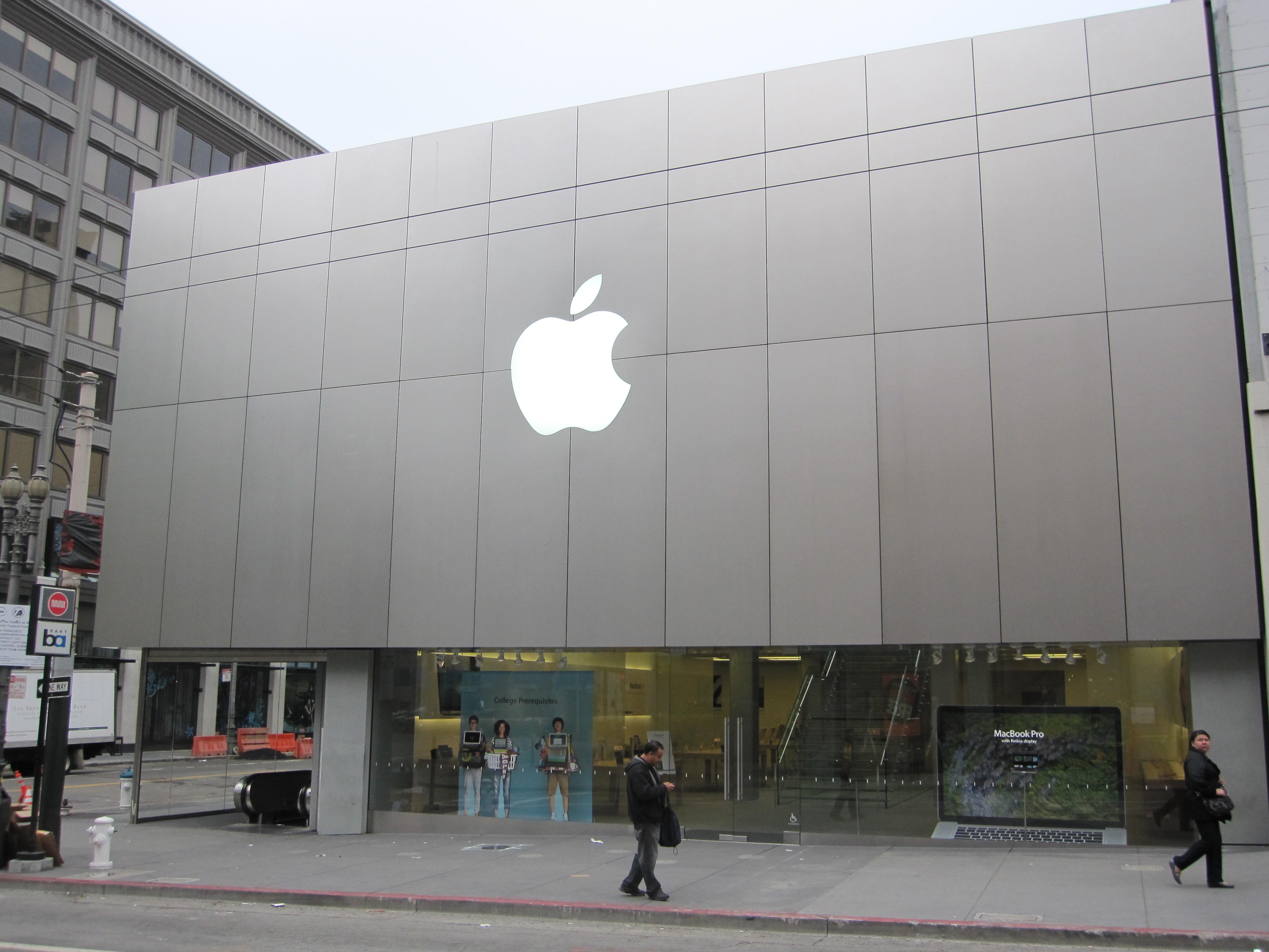 Apple обогнала Microsoft по капитализации