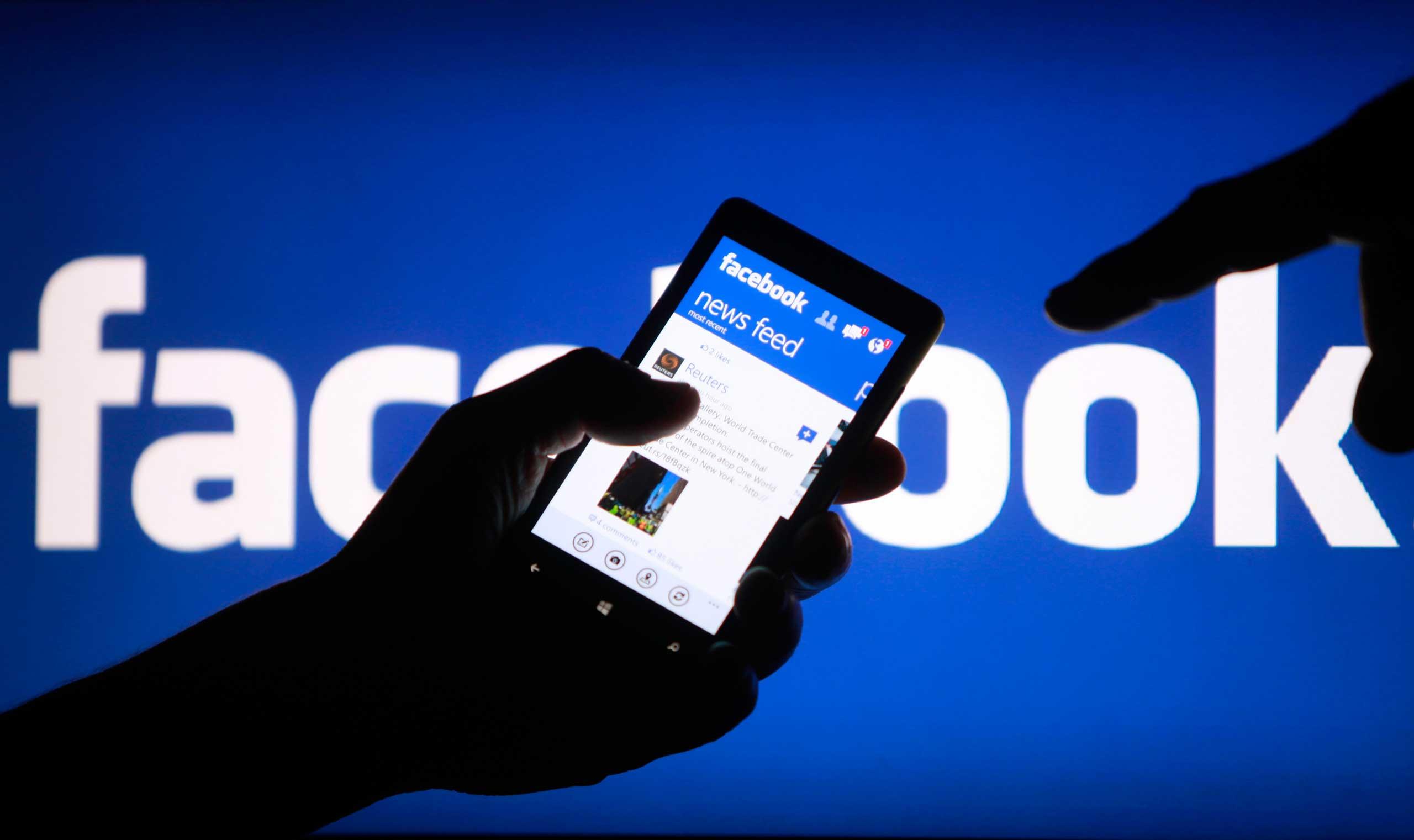 Facebook могут оштрафовать за передачу личных данных пользователей
