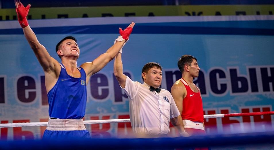 Бокстан Қазақстан чемпиондары анықталды