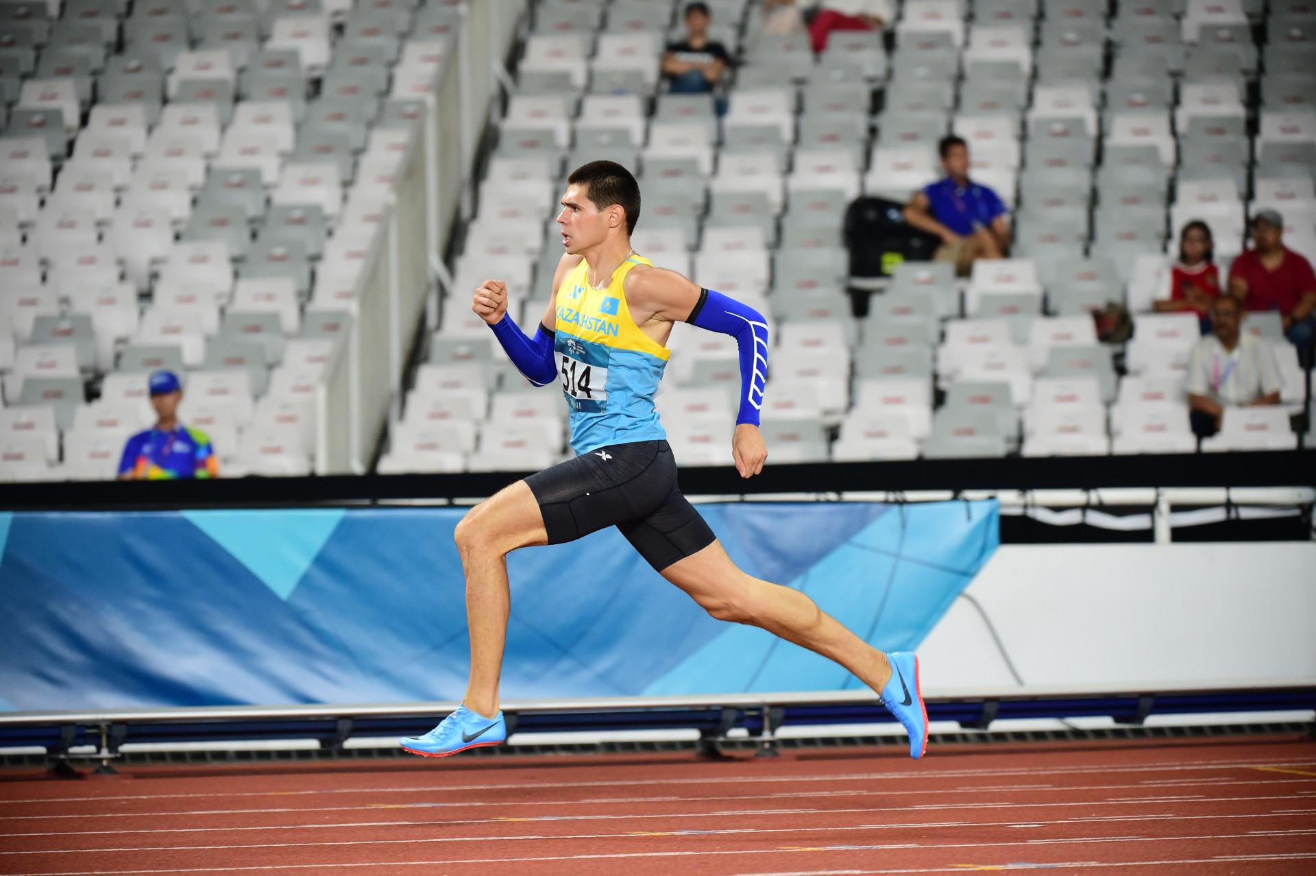 Стал известен состав команды РК на участие в чемпионате Азии по легкой атлетике