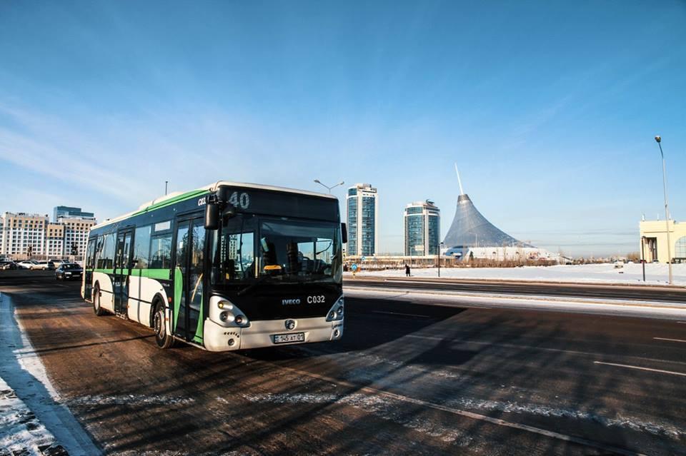 Мерекеде автобустардың жүру жиілігі артады