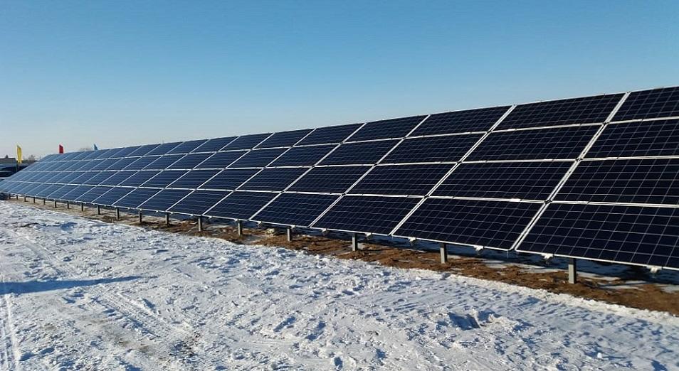 Қарағанды облысында Орталық Азиядағы ірі күн электр станциясы ашылды