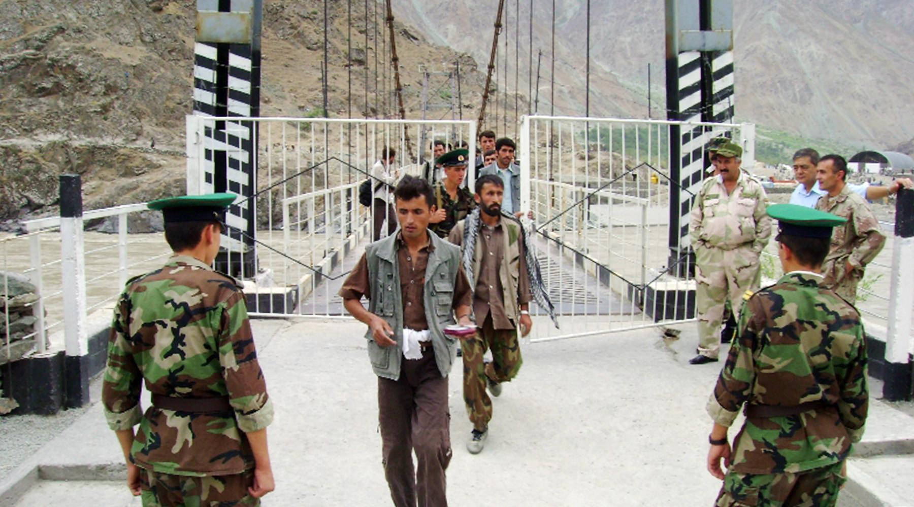 Власти Таджикистана объявили о задержании террористов ИГ, планировавших нападение на военную базу
