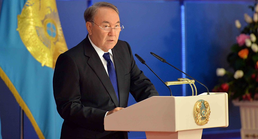 Назарбаев призывает мировое сообщество к системной работе в вопросах использования водных ресурсов