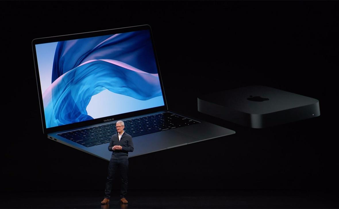 Apple презентовала новую бюджетную версию MacBook