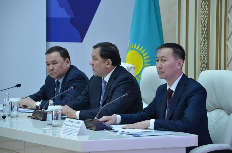 Каким вопросам был посвящен форум предпринимателей в Атырау