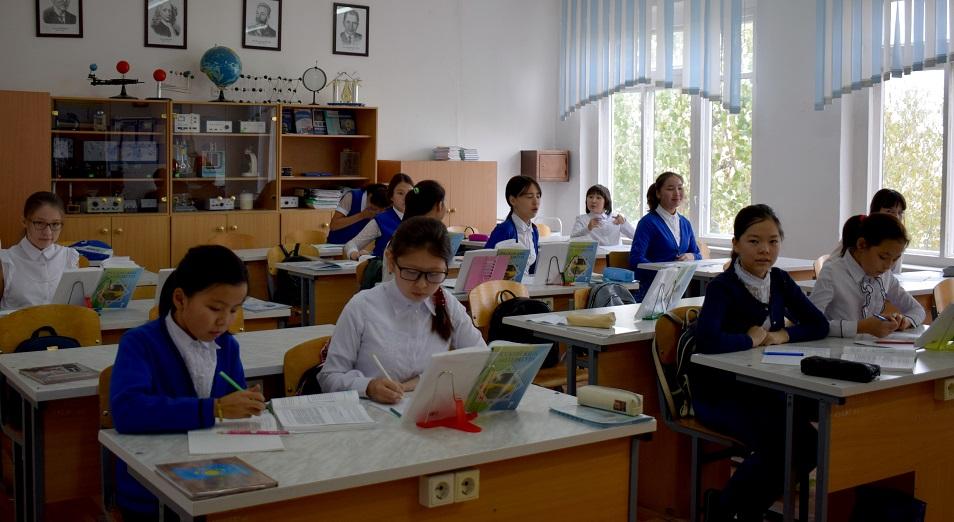 Қазақ қыздар гимназиясының мәселесі мәжіліске жетті