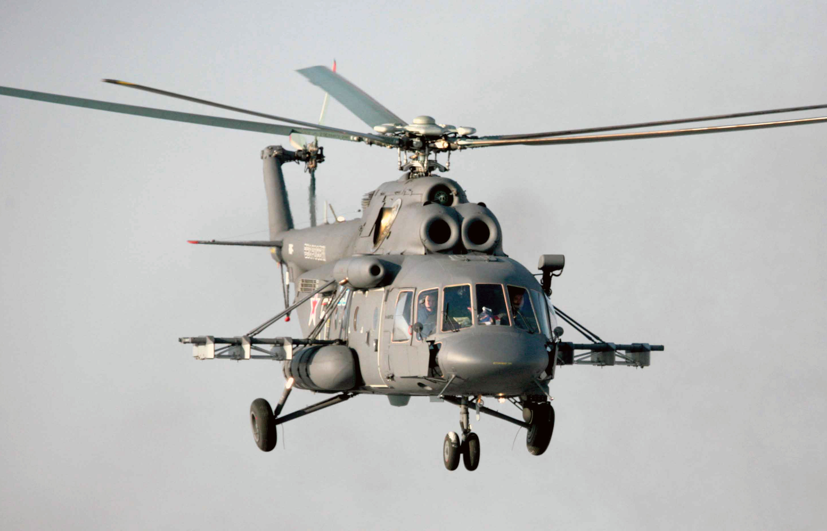 Вертолёты Ми-8 АМТ/Ми-171 будут собирать в Казахстане
