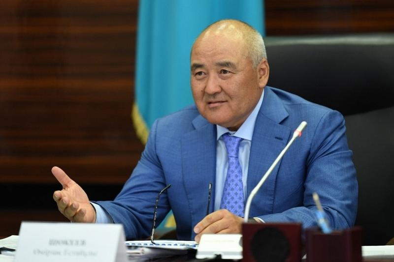 Шукеев посетит Карагандинскую область