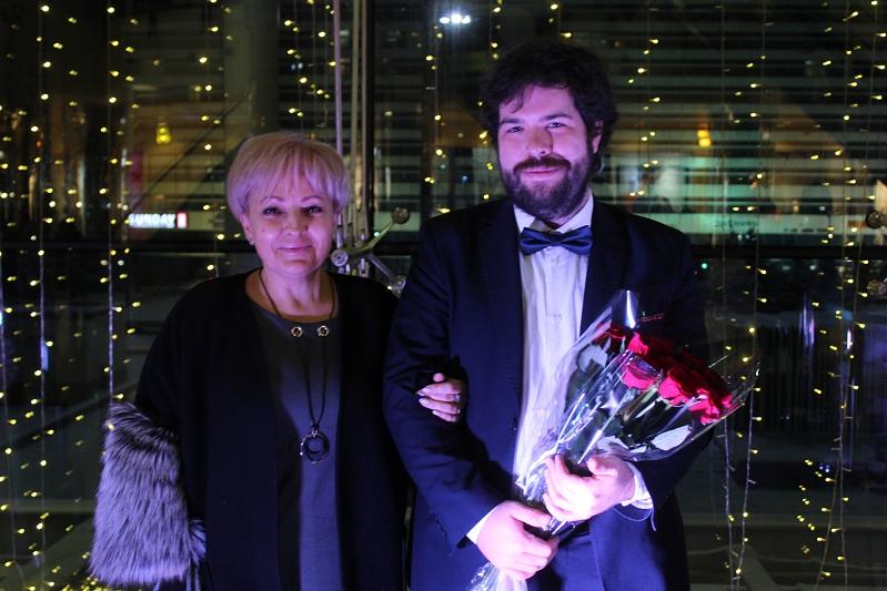 Концертом польского музыканта в Астане отпраздновали 100-летие независимости Польши