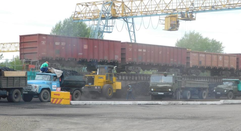 В Усть-Каменогорске угольный ажиотаж отложили до начала осени