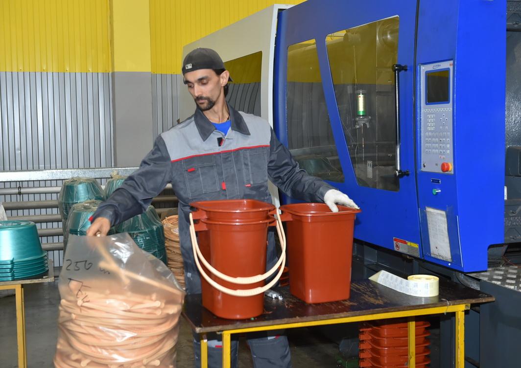 В Петропавловске открылся завод металлопластиковых изделий