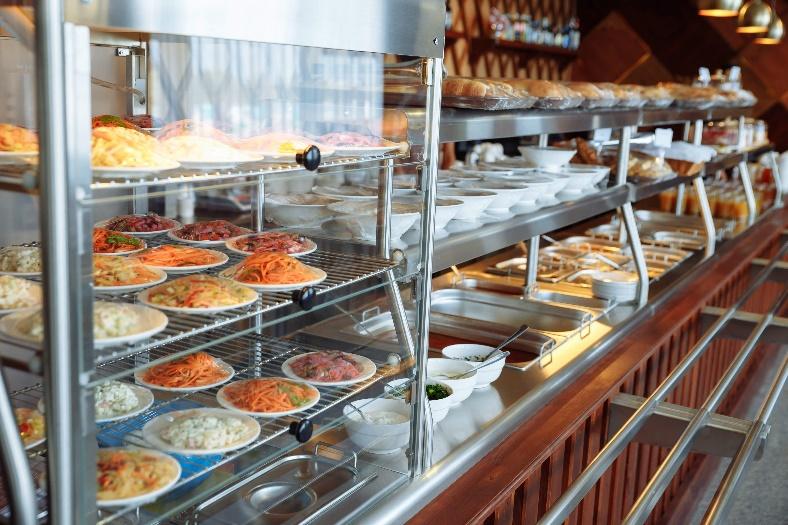 В аэропорту Астаны открылась столовая с доступными ценами