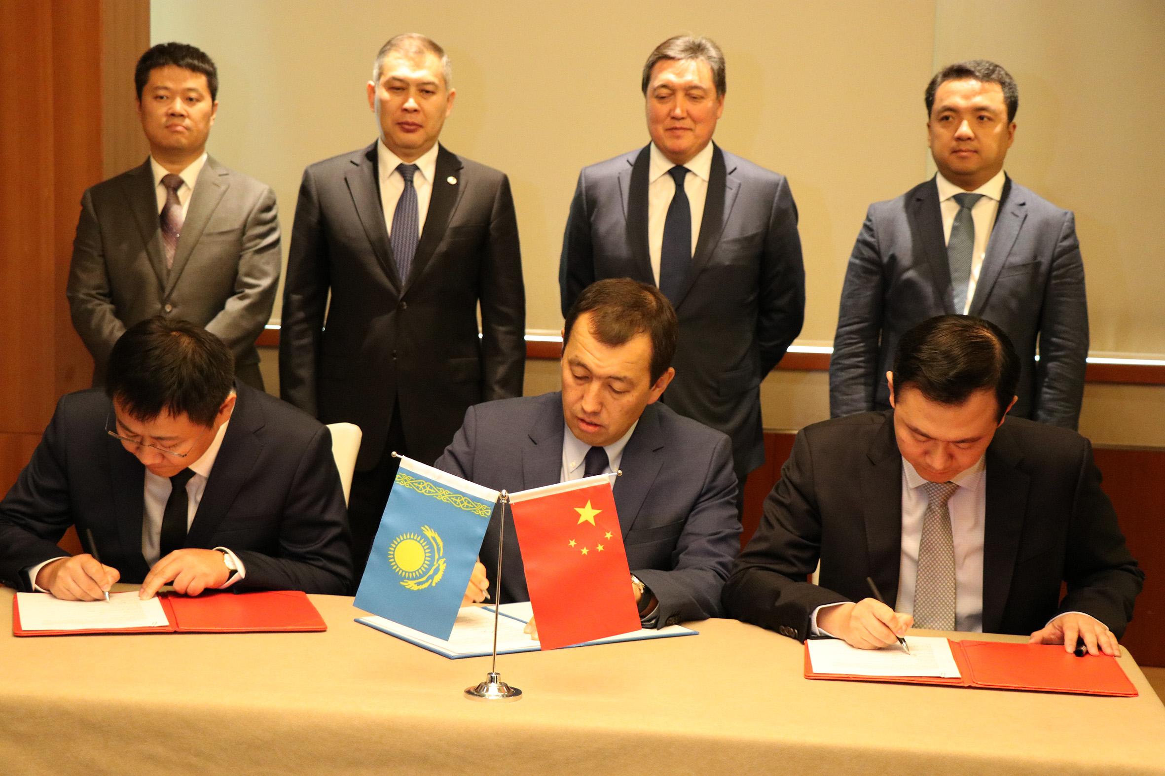 """""""КТЖ"""" будет развивать трансграничную электронную коммерцию совместно с китайскими компаниями"""