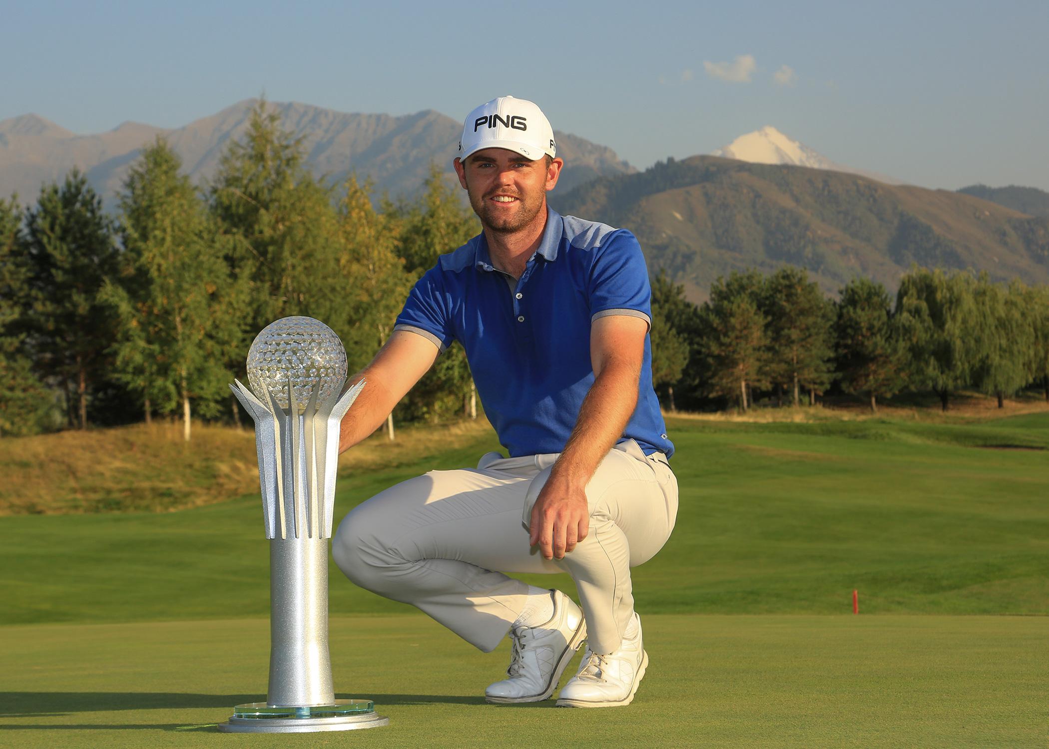 На турнире по гольфу Kazakhstan Open-2018 определился обладатель Кубка «Байтерек»