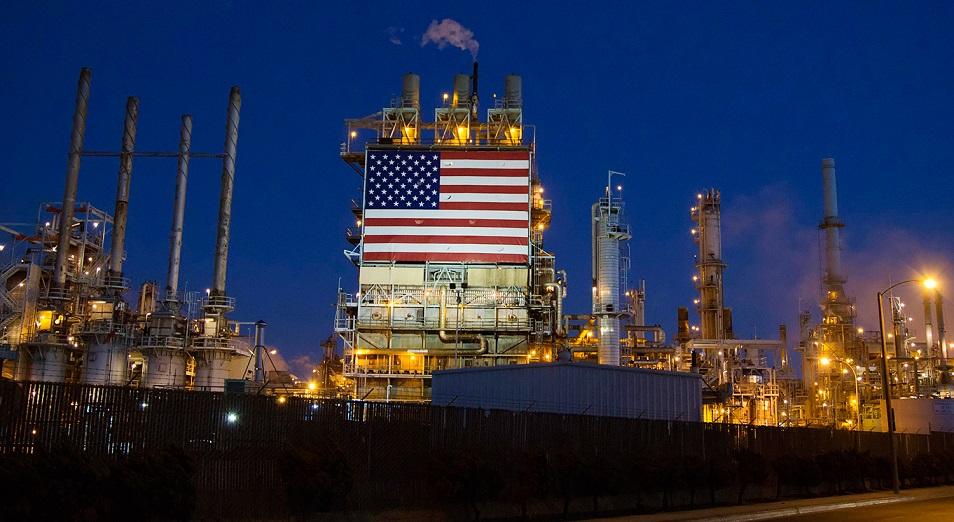 АҚШ мұнай экспортының көшбасшылығына ұмтылып жатыр