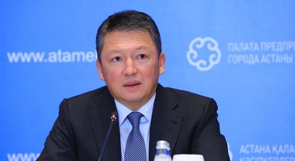 Астананың тәжірибесі ел көлемінде қолданылады