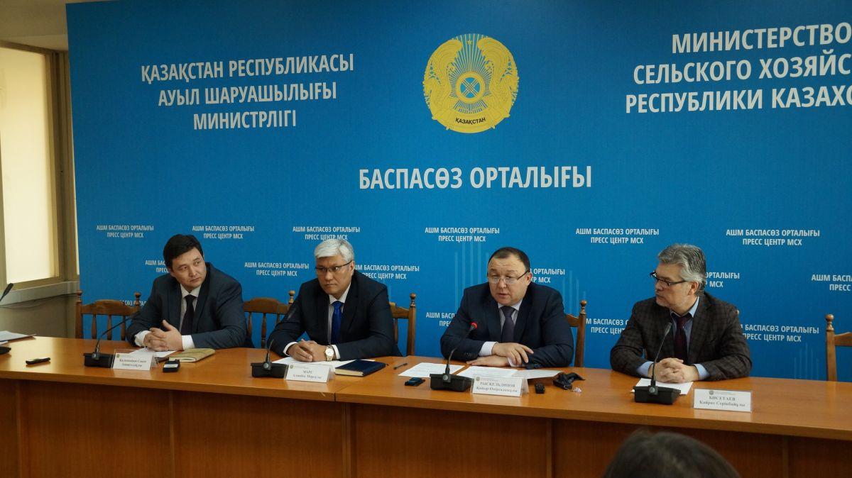 Қырғызстан мен Өзбекстаннан келетін өнімдердің бірқатарына уақытша тиым салынды