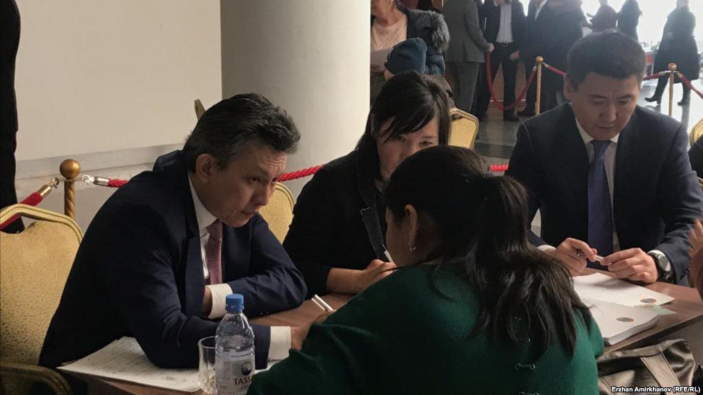 Астана қаласының барлық әкімдіктерінде Ашық есік апталығы жалғасуда