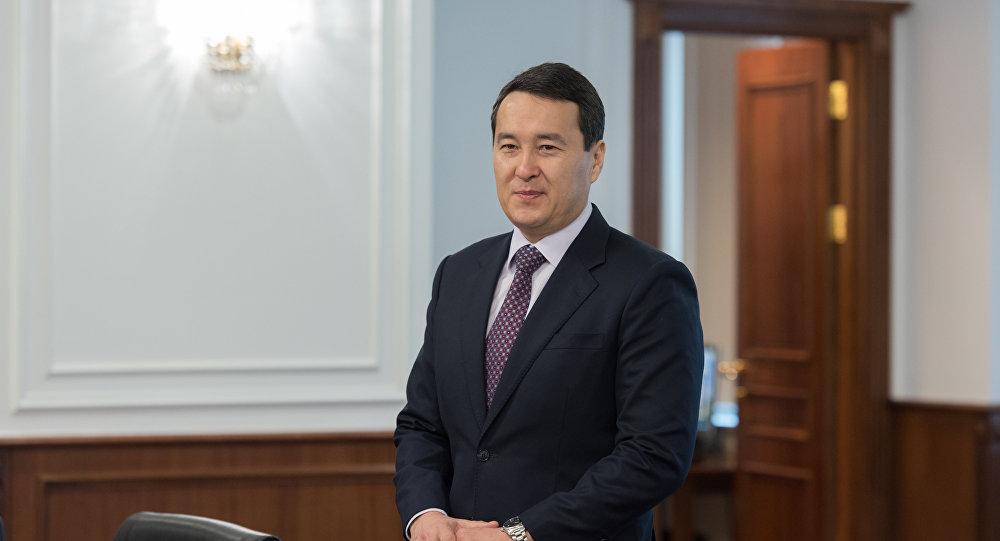 Әлихан Смайылов – бірінші вице-премьер