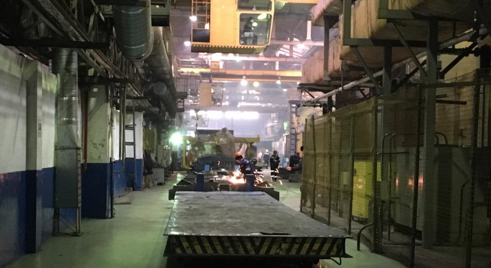 Долги по зарплате вагоностроительной компании в Экибастузе составляют 90 млн тенге
