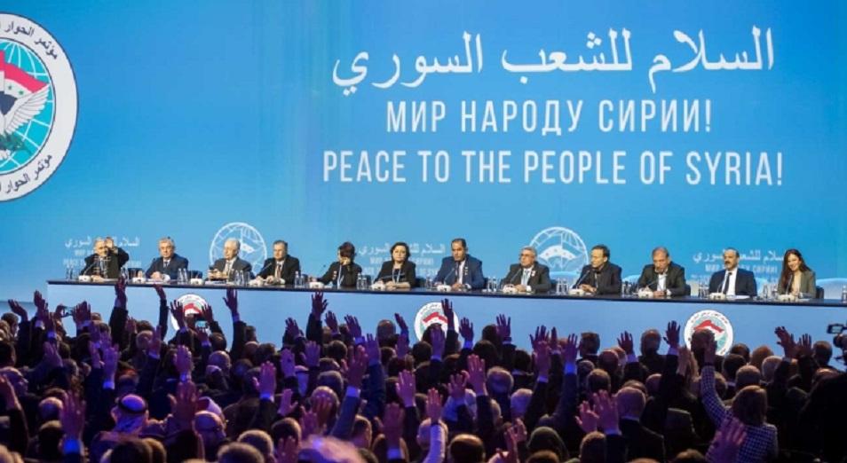 Сириялықтар Сочиден Астана процесін аңсап қайтты