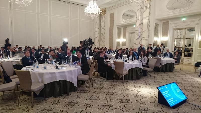 МФЦА презентовали азербайджанским инвесторам