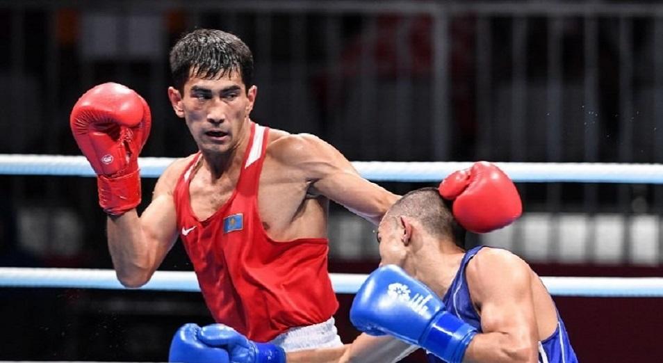Қазақ-өзбек боксшыларының жетеуі финалға дейін жолықпайды